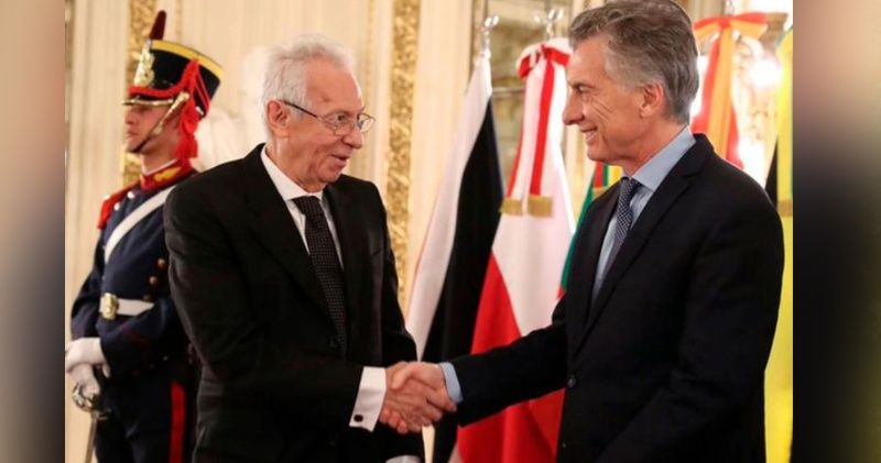 Embajador de México en Argentina