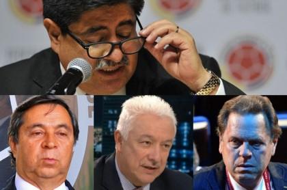 Bedoya, González Alzate, Perdomo y Jesurún