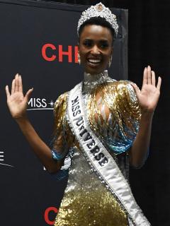 Nueva Miss Universo niega tener cirugías y opina sobre mujeres que se mandan operar