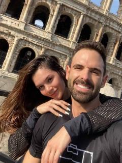 """""""De amor yo no pago las cuentas"""": Lina Tejeiro aclara si terminó con su novio"""