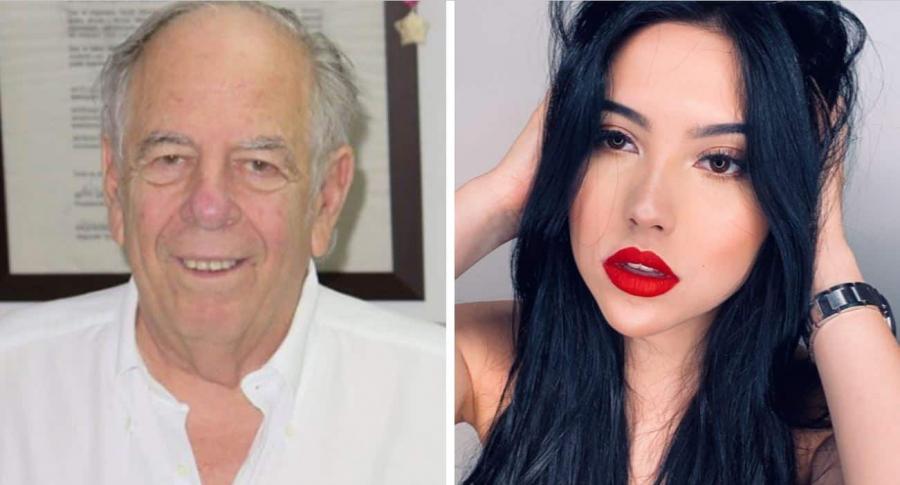 Julio Gerlein y Aída Victoria Merlano
