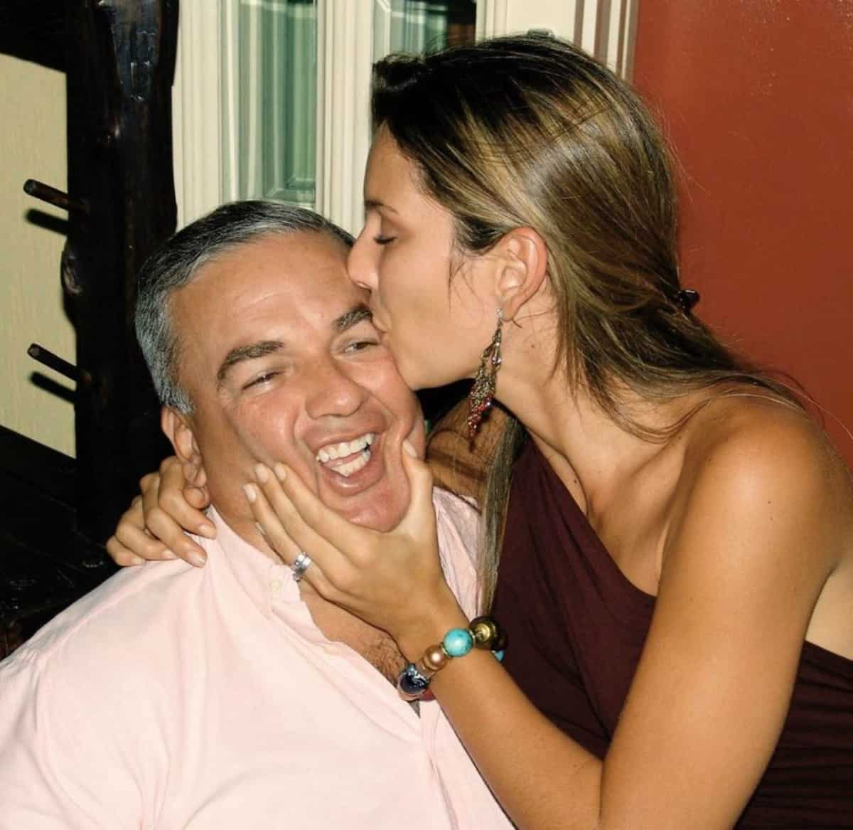 Germán y Claudia Bahamón