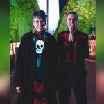 Andrea Echeverri y Héctor Buitrago de Aterciopelados