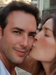 Hija de Kathy Sáenz expresó su deseo de ver siempre a su mamá con Sebastián Martínez