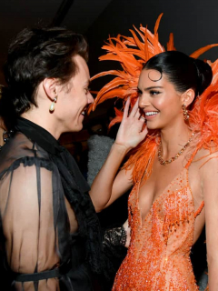 Harry Styles y Kendall Jenner
