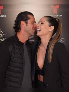 Carmen Villalobos y Gregorio Pernía hicieron (sin producción) 'El final del paraíso'