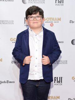 Pequeño actor de 'Jojo Rabbit' será el protagonista de 'Mi pobre angelito'