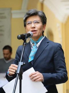 El equipo con el que Claudia López combatirá corrupción desde la Alcaldía de Bogotá