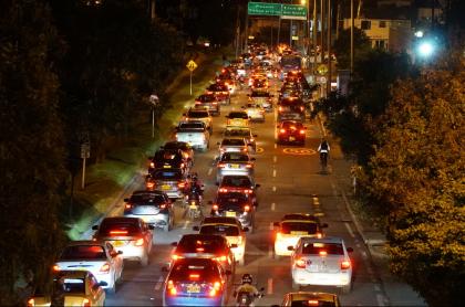 Trancon en Bogotá
