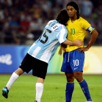 Messi Ronaldinho