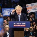 Boris Johnson, primer ministro promotor del 'brexit'