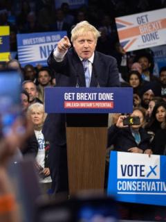 Promotores del 'brexit' ganan elecciones: separación británica de la UE sería en enero 31