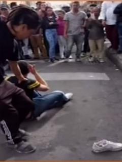 Señalado atracador se desquitó con vecinos que lo amarraron para lincharlo, en Bogotá