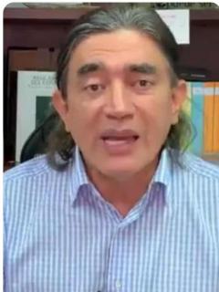 """""""Ruin"""" y """"traidor"""", los calificativos con que Gustavo Bolívar retó a senador 'Manguito'"""