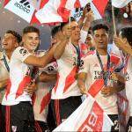 River Plate campeón de Copa Argentina con Rafel Santos Borré