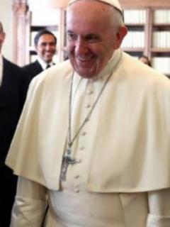 Primera dama se reúne con papa Francisco para hablar de la juventud colombiana