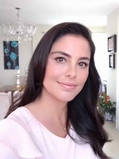 Así se ve exreina Catalina Acosta por biopolímeros aplicados antes de Miss Universo