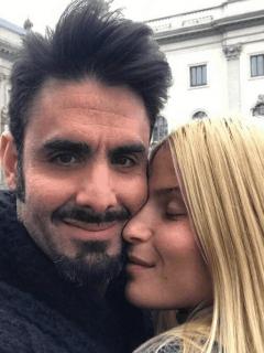 """Un cambio para bien: ex de Mary Méndez habló de lo """"tragado"""" que está de su prometida"""