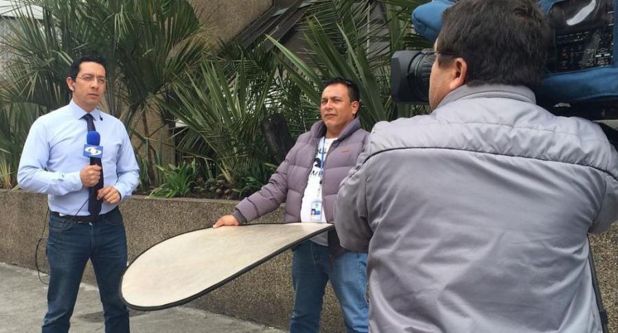Juan Carlos Pardo, periodista.