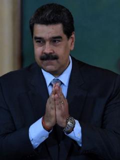 """""""Es un enfermo mental"""": Maduro vuelve atacar a Leopoldo López por supuesto plan terrorista"""