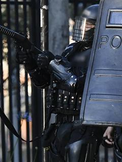 """""""El muchacho se atraviesa cuando acciono el arma"""": agente del Esmad que disparó a Dilan"""