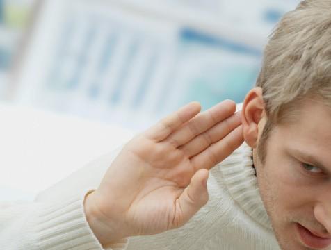 Discapacidad auditiva.