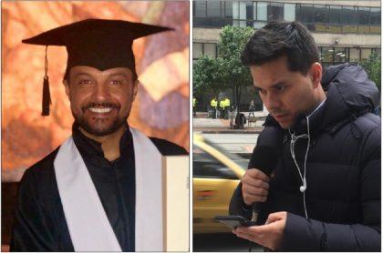 Julián Román y Luis Carlos Vélez