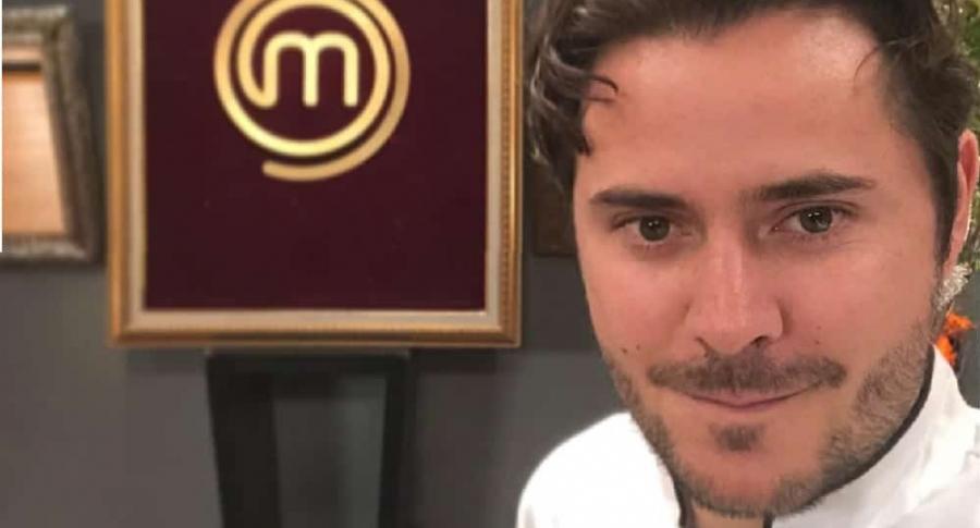 Alejandro Cuéllar, chef (Q.E.P.D.).