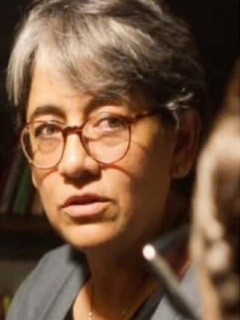 Yolanda Ruiz y Róbinson Díaz
