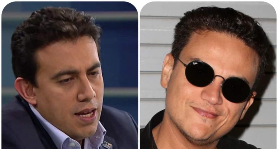Alexander Vega y Silvestre Dangond
