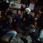 Herido en protestas