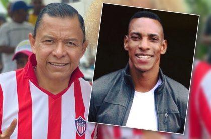 Iván René Valenciano y Luis Amaranto Perea