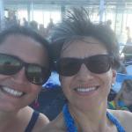 Angélica Lozano y Claudia Lozano