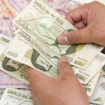 Billetes peso mexicano