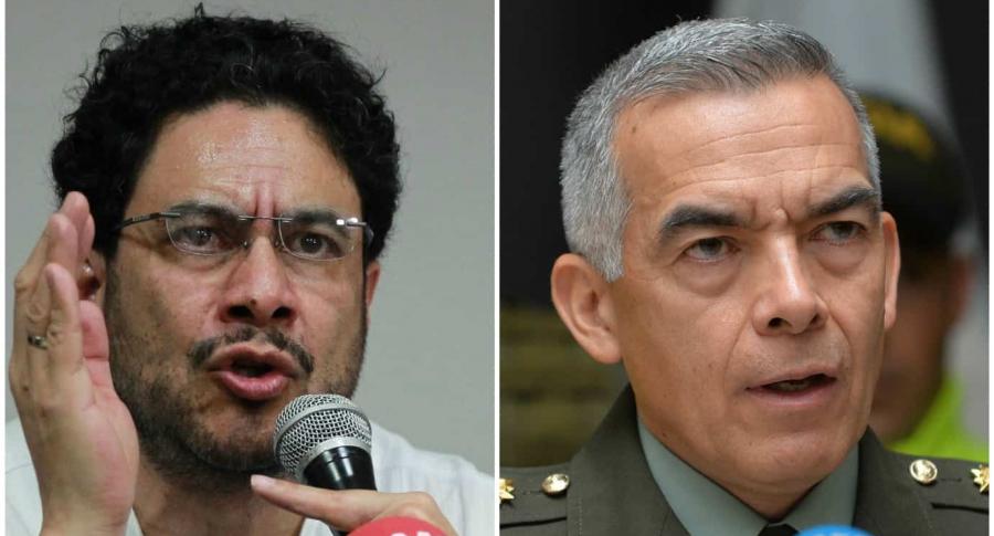 Iván Cepeda y Óscar Atehortúa