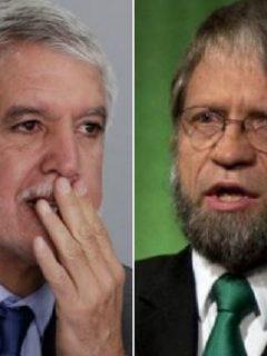 Enrique Peñalosa y Antanas Mockus