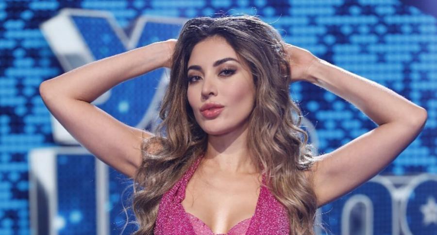 Imitadora de Thalía