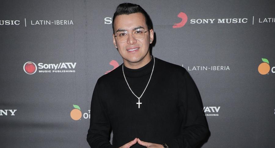 Yeison Jiménez, cantante.