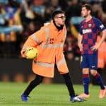 Barceloan vs. Real Madrid