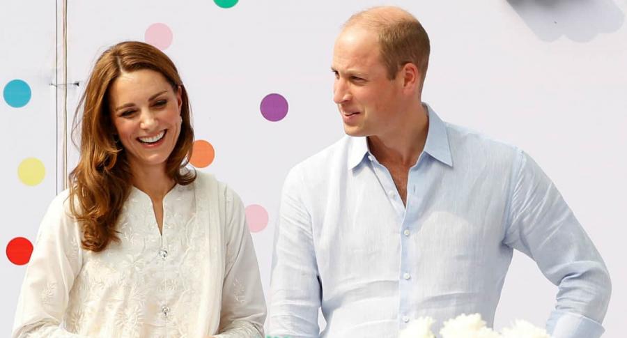 Kate Midleton y el príncipe William