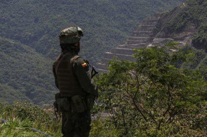 Desapariciones cerca de Hidroituango