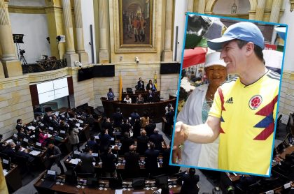 Representante a la Cámara Ricardo Ferro