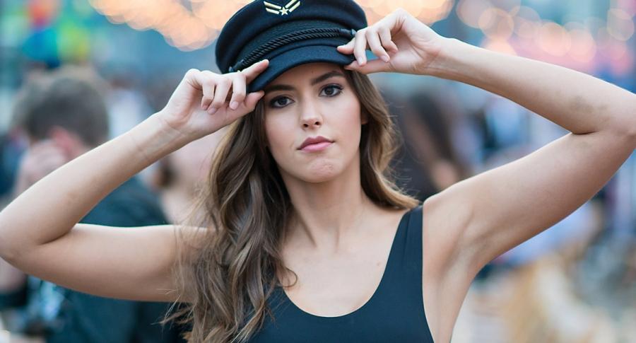 Paulina Vega, exreina.