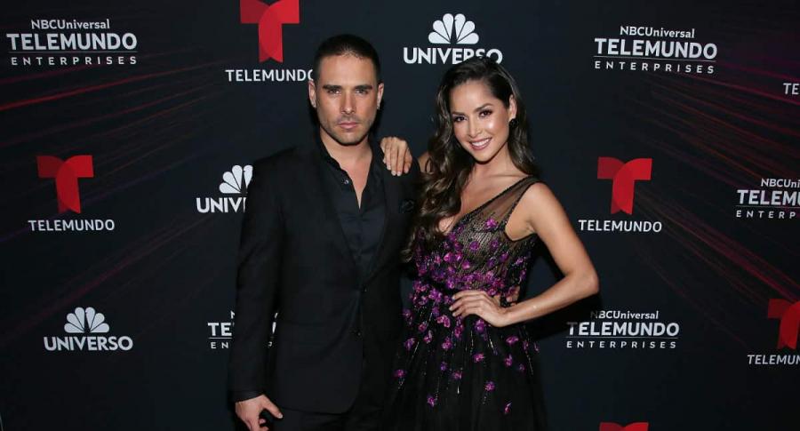 Seabastián Caicedo y Carmen Villalobos