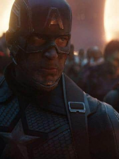 'Avengers: End Game'