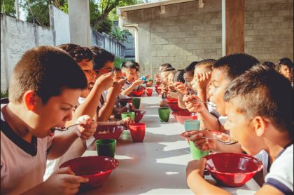 Plan de Alimentación Escolar