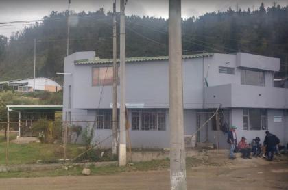 Fábrica Indumil Sibaté