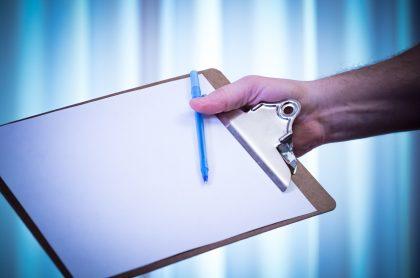Recolección de firmas