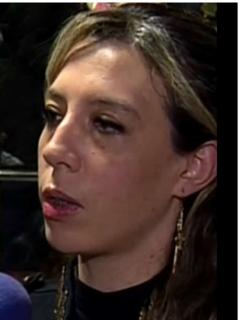 Consuelo Valencia y su hija, Diana López
