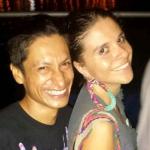 Rodrigo Monsalve y Nathalia Jiménez